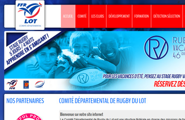 Comité départemental de rugby du Lot